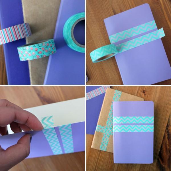 Deco con cinta washi 2