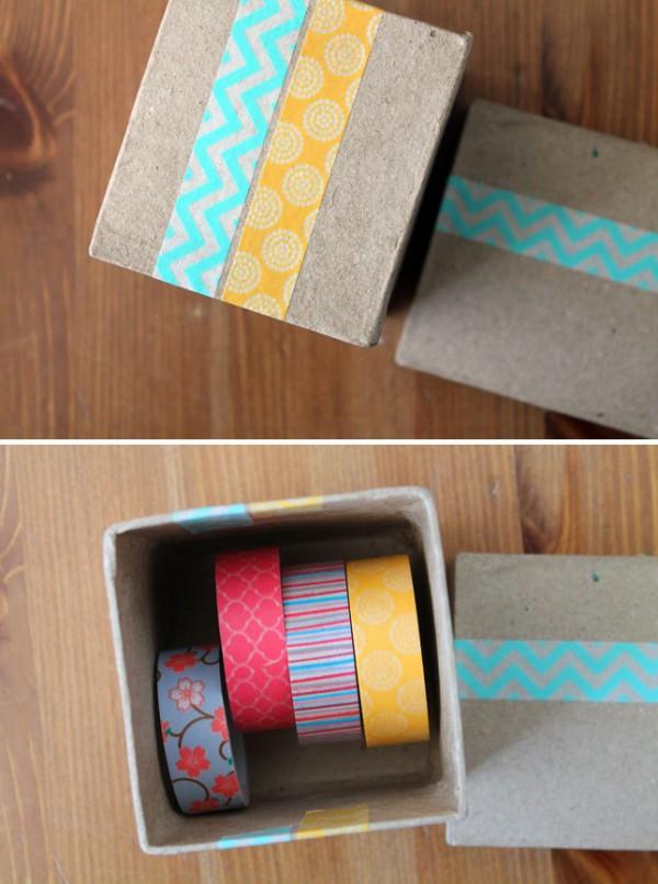 Deco con cinta washi 13