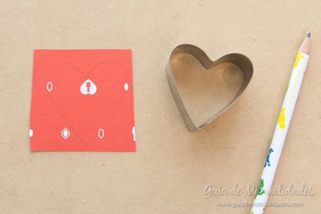 Corazón de papel 3