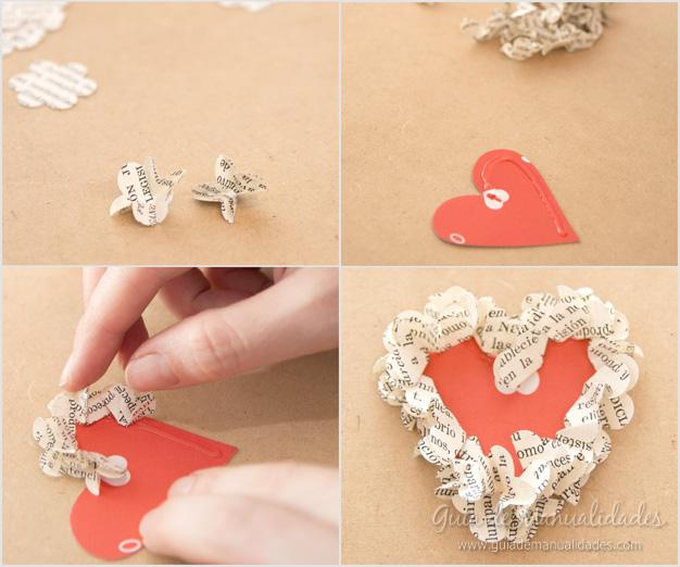Corazón de papel 6