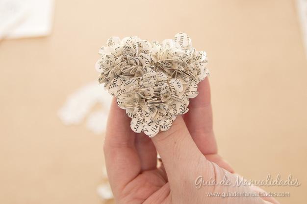 Corazón de papel 7