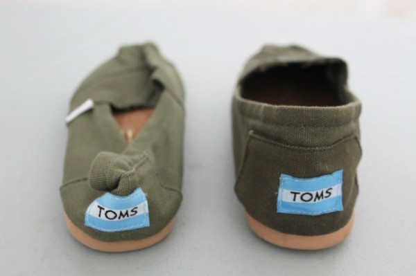 Impermeabilizar zapatillas de loneta 2