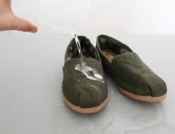 imagen Cómo impermeabilizar unas zapatillas de lona