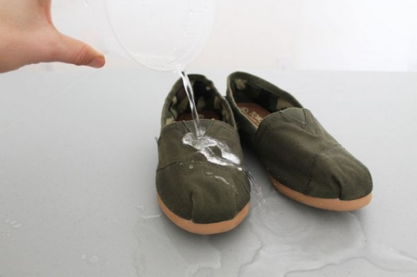 Impermeabilizar zapatillas de loneta 4