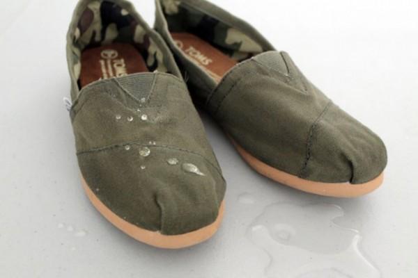 Impermeabilizar zapatillas de loneta 6
