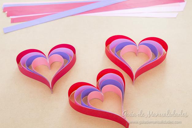 Corazón San Valentín 7