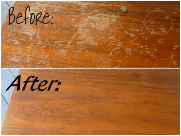 Remedio para recuperar muebles de madera gu a de - Como restaurar muebles de madera ...