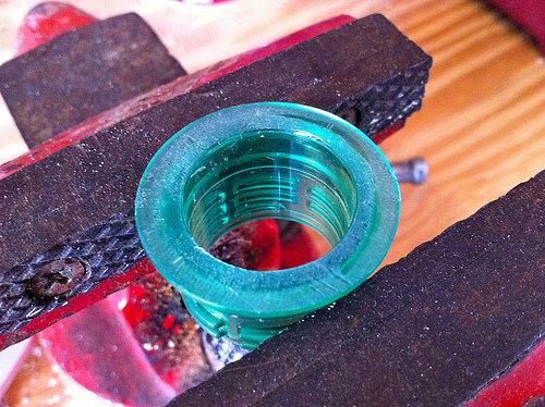 Envase hermético con botellas plásticas 3