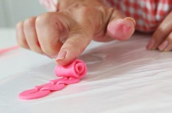 Rosa porcelana fría 5