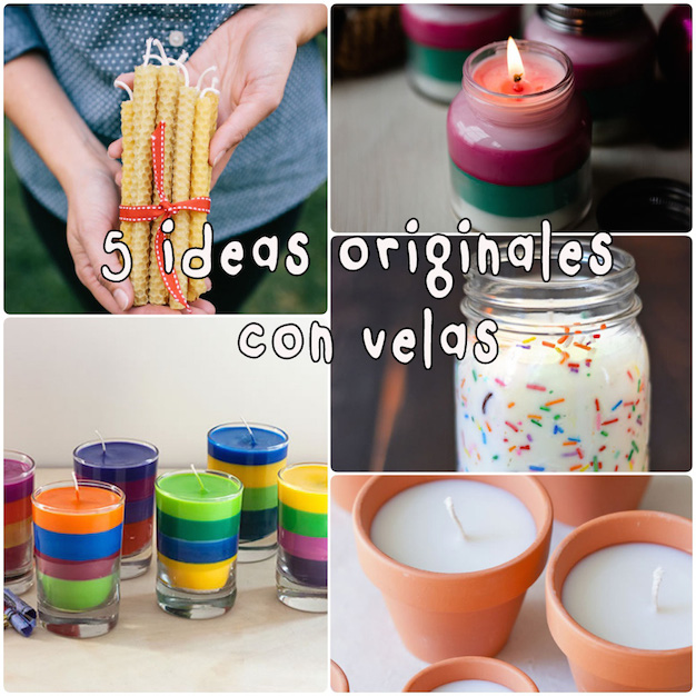 Ideas velas