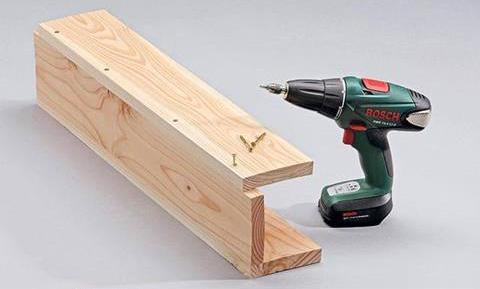 Jardineras colgantes de madera 4