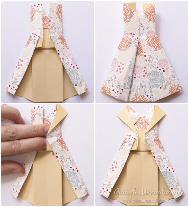 Vestidos de origami 7