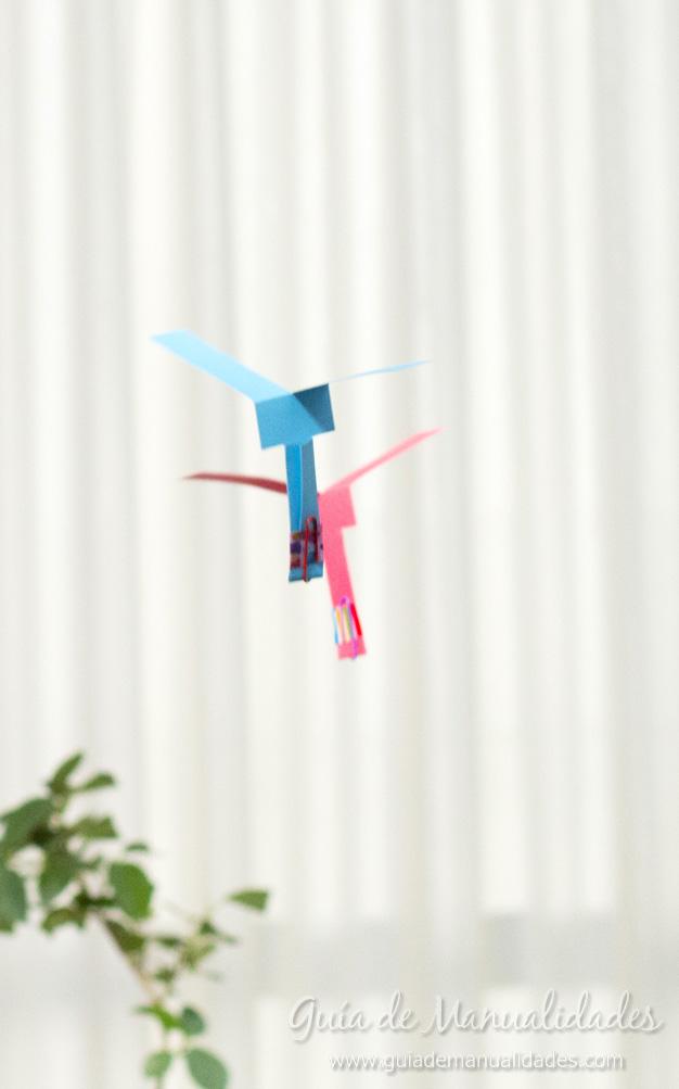 Helicópteros de papel 13