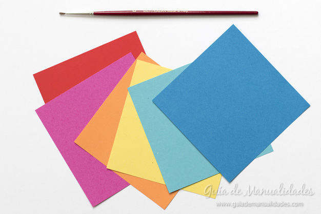 Rosas de origami 2
