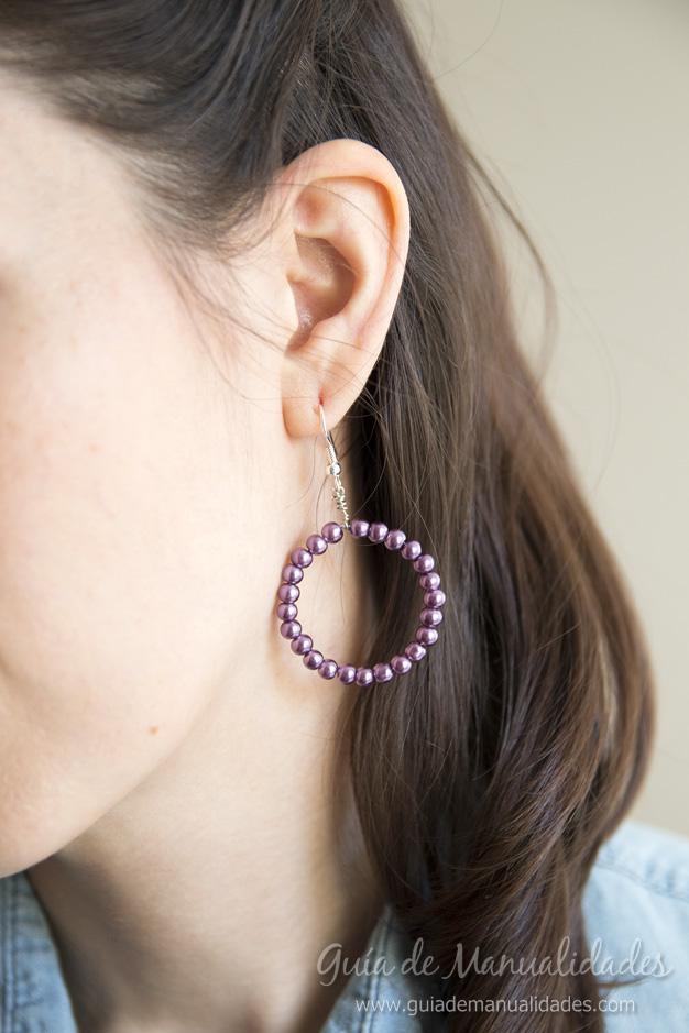Pendientes perlas 1