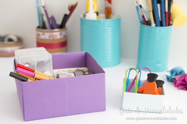 Cajas de origami 1