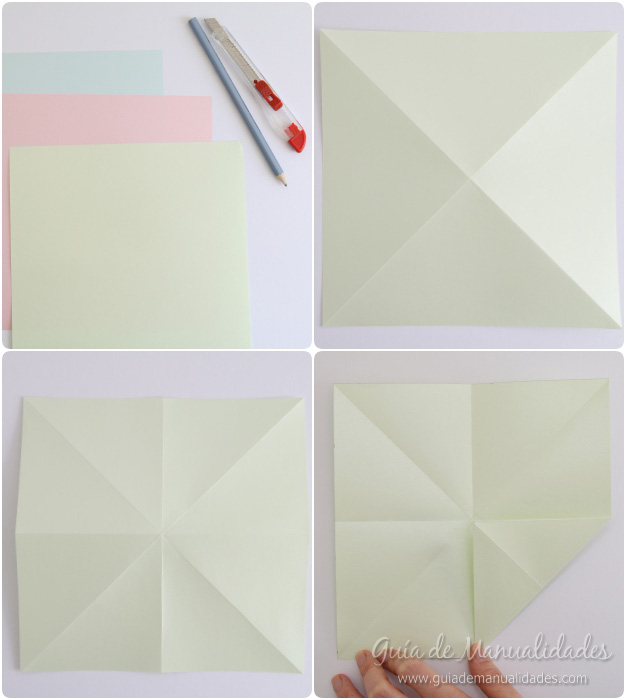 Cajas de origami 3