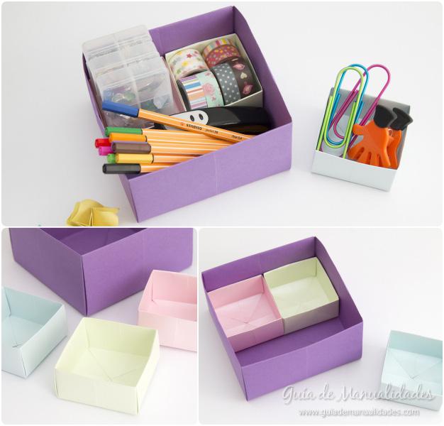 Cajas de origami 8