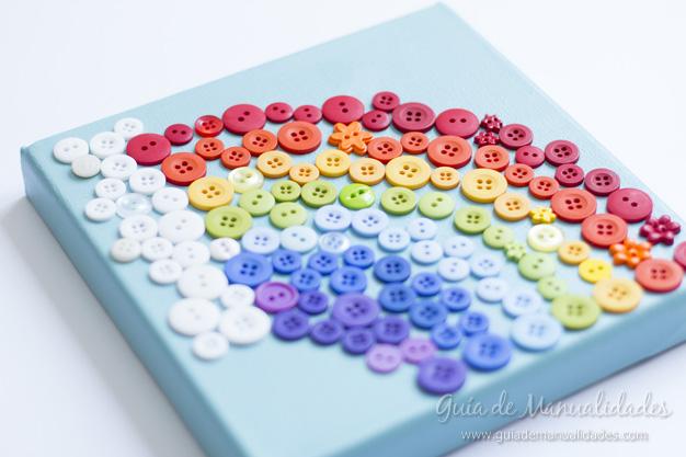 Cuadro botones 5