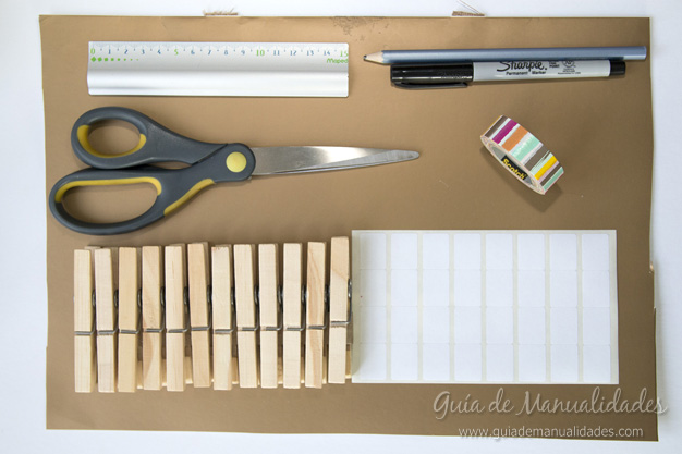Ideas DIY organizacion materiales 2