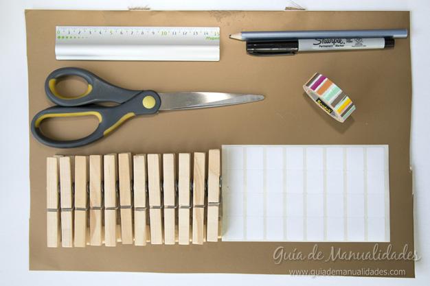 Ideas DIY organizacion materiales 2