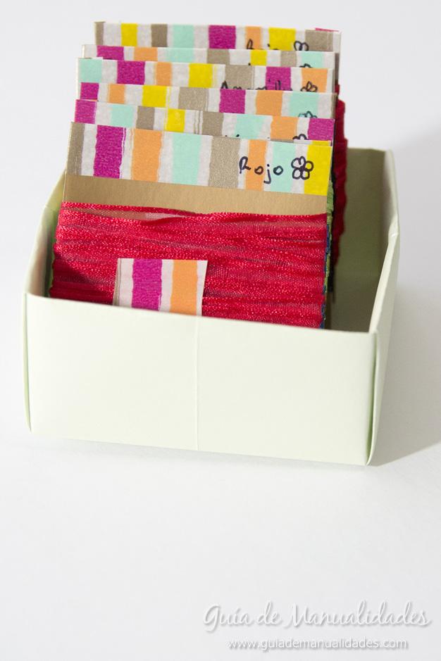 Ideas DIY organizacion materiales 6
