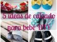 imagen 5 originales ideas de calzado para bebé DIY