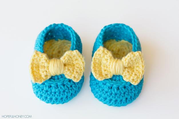 Patucos bebé 3