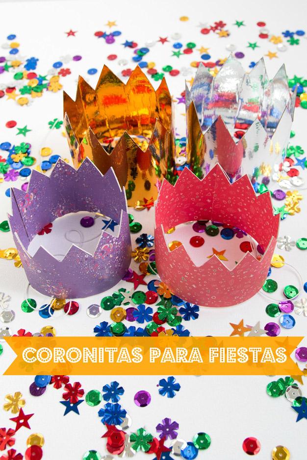 Coronas DIY 1