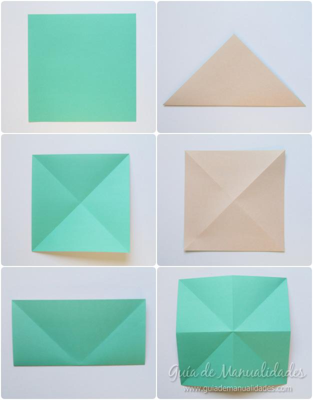 Grullas de origami 3