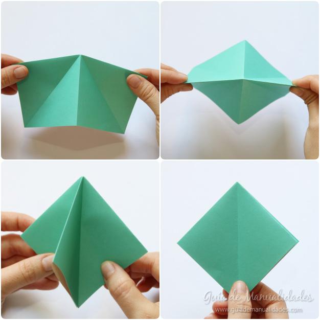 Grullas de origami 4