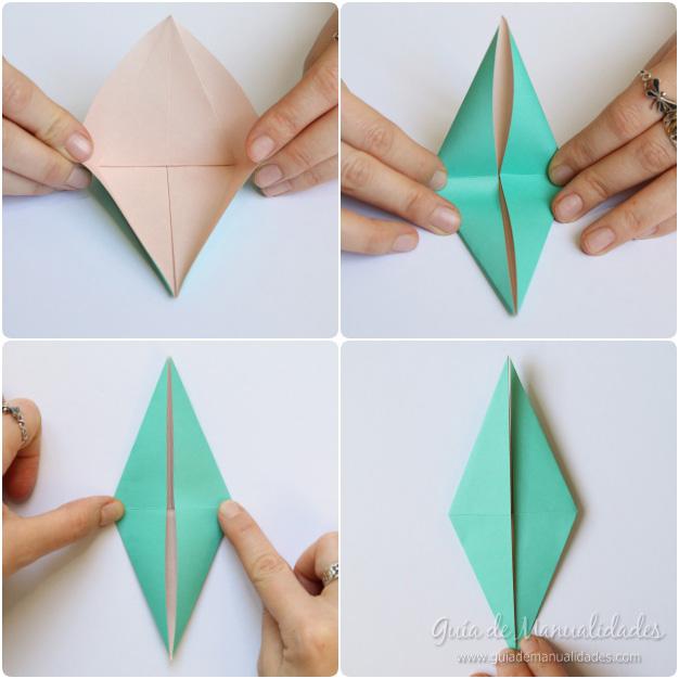 Grullas de origami 6
