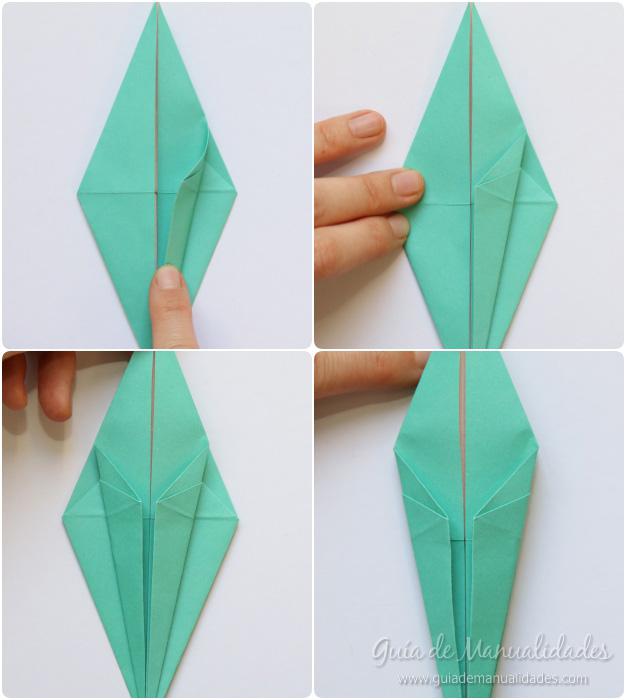Grullas de origami 7