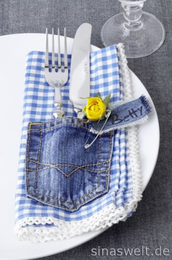 Manualidades con jeans 3
