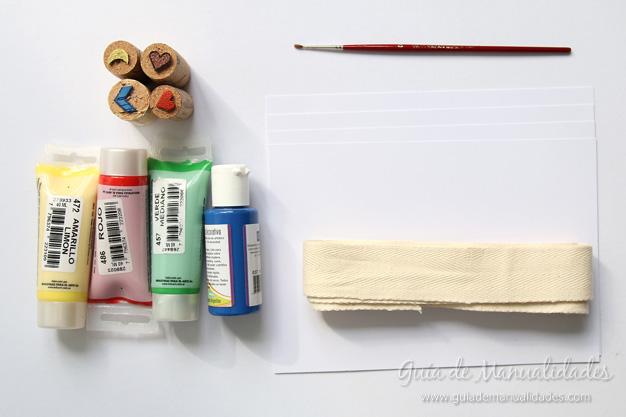 Papeles y cintas personalizados 2