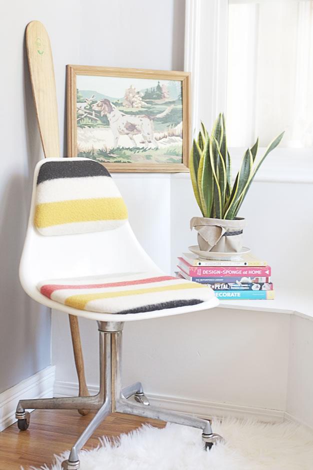 Ideas para reciclar sillas 3