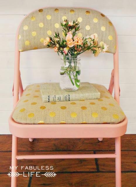 Ideas para reciclar sillas 5