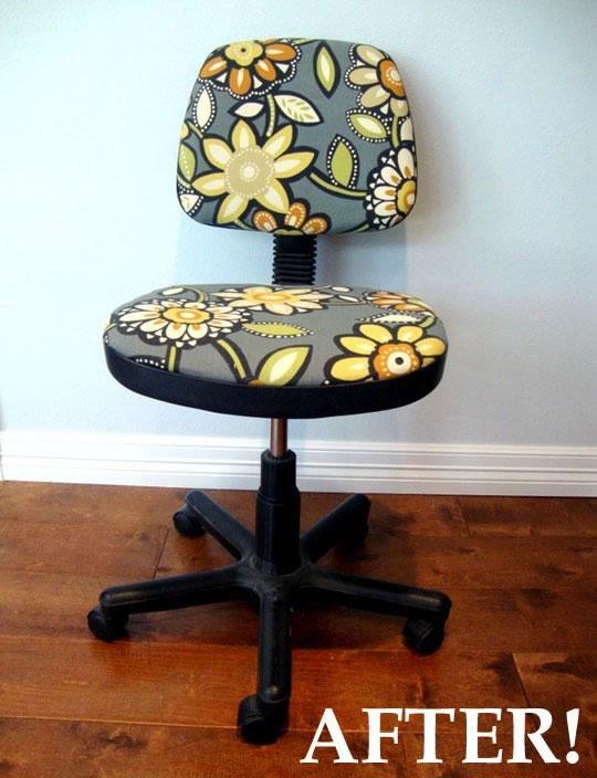 Ideas para reciclar sillas 6