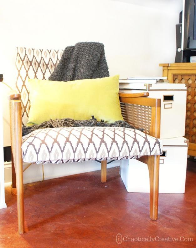 Ideas para reciclar sillas 7