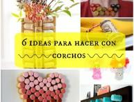 imagen 6 ideas para hacer con corchos
