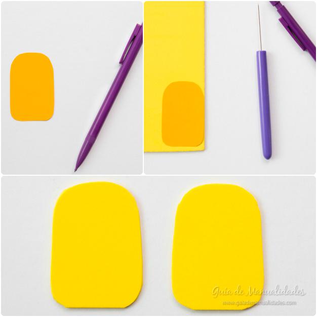 Títeres dedos Minions 3