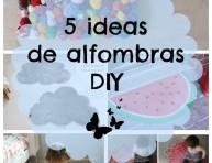 imagen 5 ideas para hacer alfombras