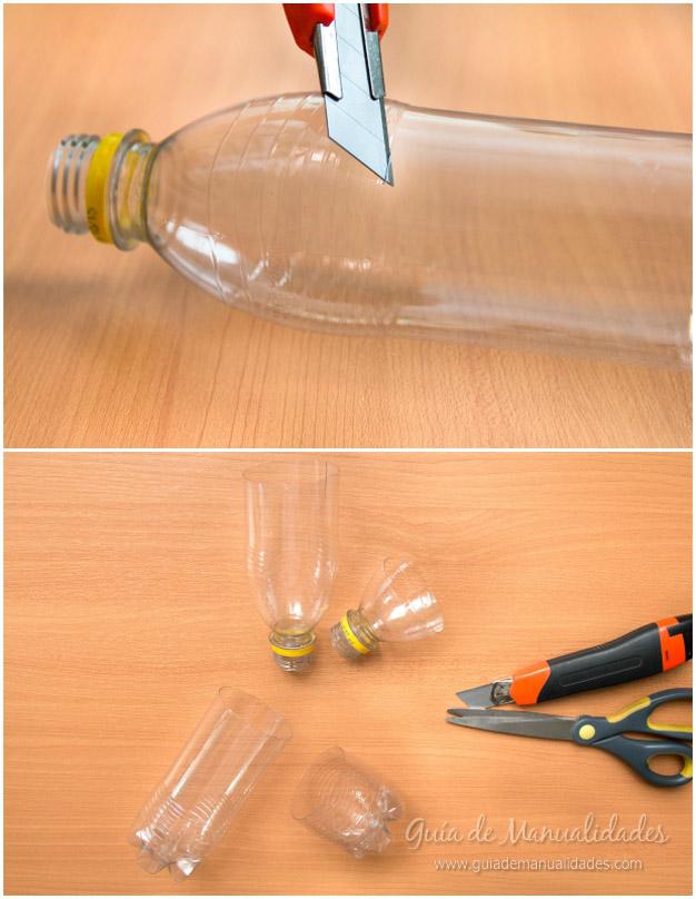 Estuche botellas plásticas 4