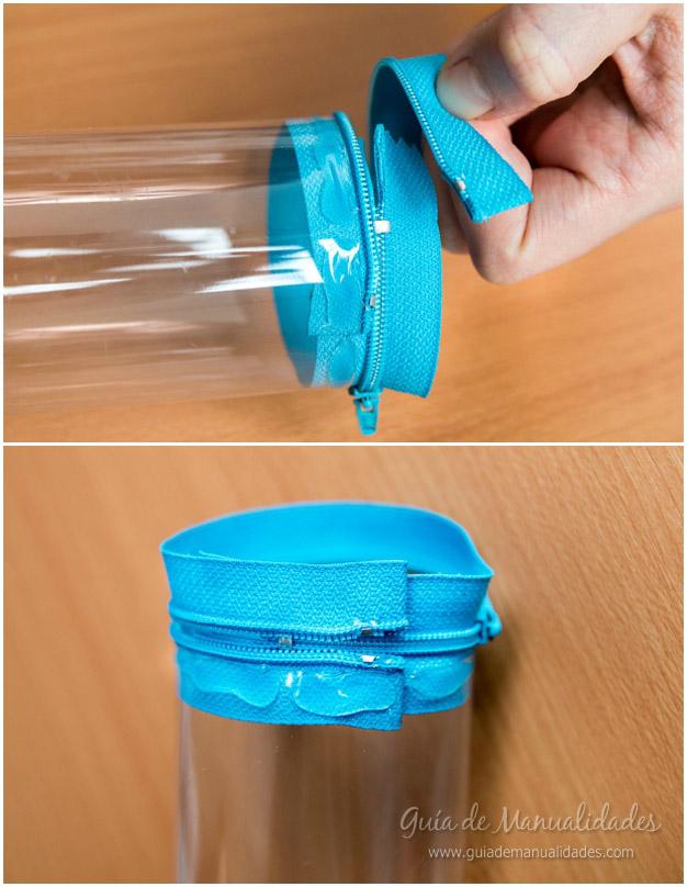 Estuche botellas plásticas 7