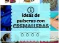 imagen 6 ideas para hacer pulseras con cremalleras