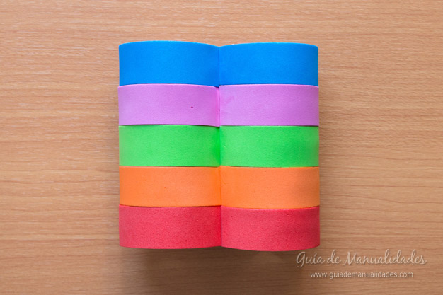 Binoculares de cartón 6