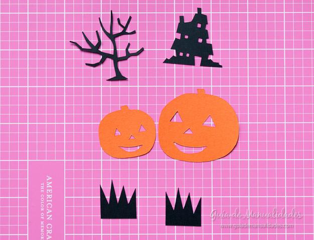 Tarjeta Halloween 4