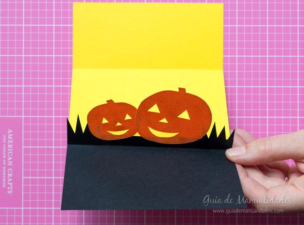 Tarjeta Halloween 9