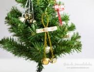 imagen Adornos con cascabeles para el árbol de Navidad