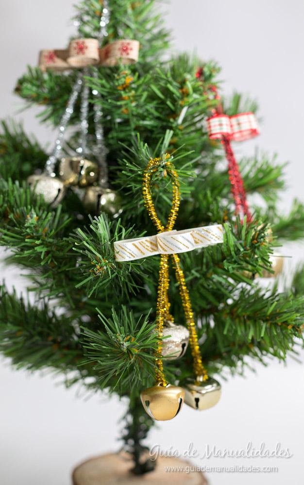 Adorno navidad cascabeles 13